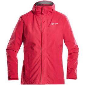 Berghaus Hillwalker 3In1 Naiset takki , punainen
